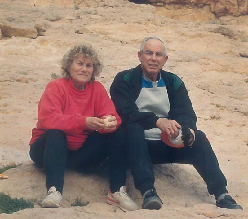 ראיון עם מאירה ופנחס נומברג מוותיקי מושב רשפון